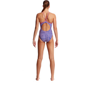 Funkita Diamond Back One Piece Swimsuit Women i said swim